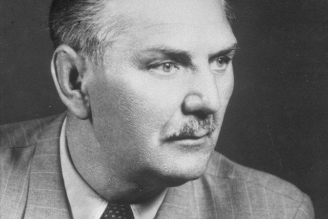 Jan Sviták (1895–1945), snímek před rokem 1935, filmový režisér a herec