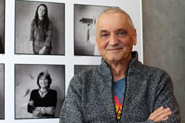 Architekt,  herec,  moderátor,  spisovatel,  básník a malíř David Vávra | foto: Jana Přinosilová,  Český rozhlas