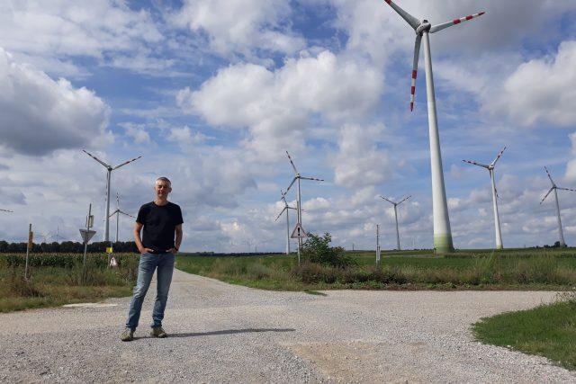 Norbert Koller z organizace Energiepark