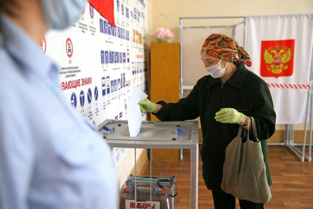 V Rusku začalo všelidové hlasovaní o změnách v ústavě