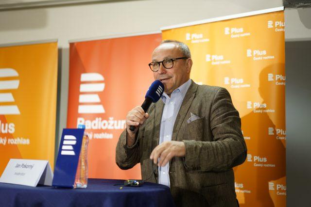 Jan Pokorný v úvodu debaty na téma vzdělání a vzdělávání