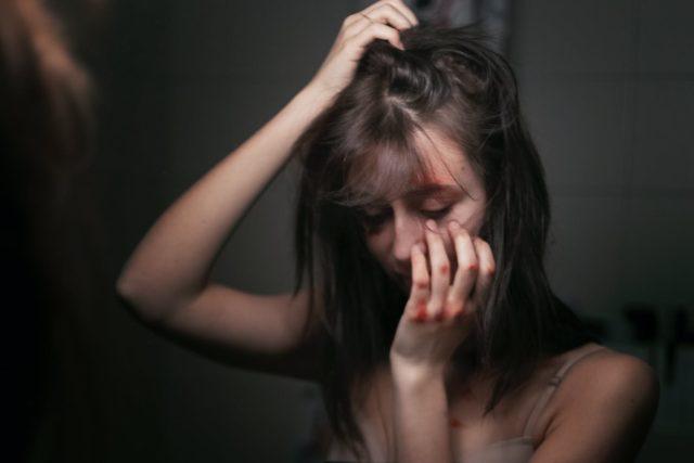 domácí násilí, oběť