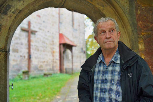 Katolický kněz Josef Kordík