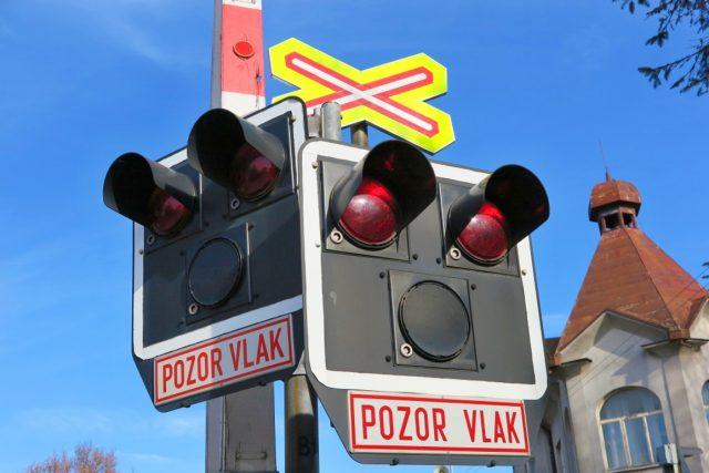 Železniční přejezd  (ilustrační foto) | foto: Jaroslava Mannová