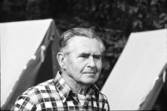 Jaroslav Foglar (80. léta)