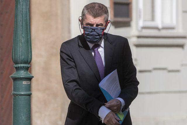 Český premiér a předseda hnutí ANO Andrej Babiš | foto: Michal Šula,  MAFRA / Profimedia
