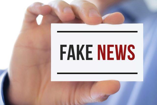 Fake news | foto: Fotobanka Profimedia