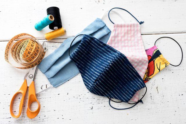 Bavlněné roušky (ilustrační foto)