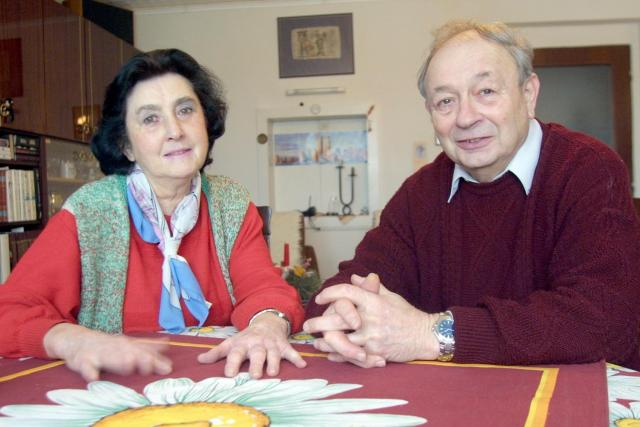 Manželé Libuše Čeřovská a Zbyněk Čeřovský emigrovali v rámci akce Asanace v roce 1984