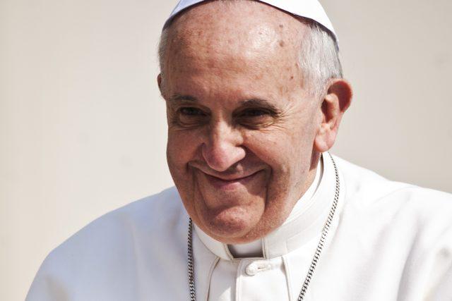 Papež František | foto: Catholic Church England,  Flickr,  CC BY-NC-SA 2.0