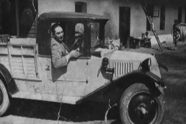 Viliam Béla Steiner ve 30. letech
