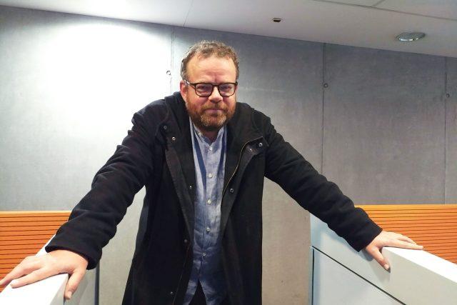 Petr Ostrouchov, hudebník. V letech 1993 až 2006 působil ve skupině Sto zvířat