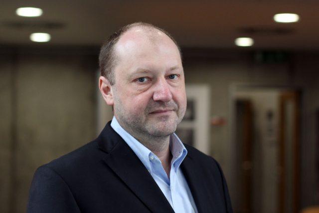 Lukáš Přibyl, bývalý šéf českého centra v Izraeli, dokumentarista, historik a filmař