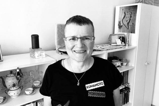 Svatava Antošová   foto: Petra Hynčíková,  Český rozhlas