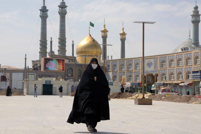 Opatření proti koronaviru v Íránu