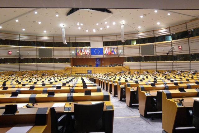 Evropský parlament (ilustrační snímek)