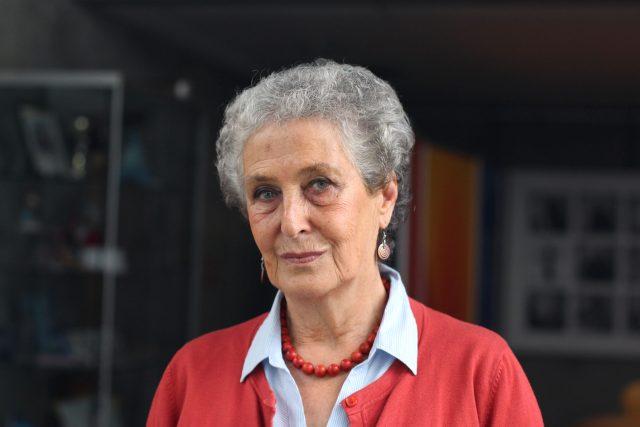 Věra Roubalová Kostlánová, psychoterapeutka a poslední mluvčí Charty