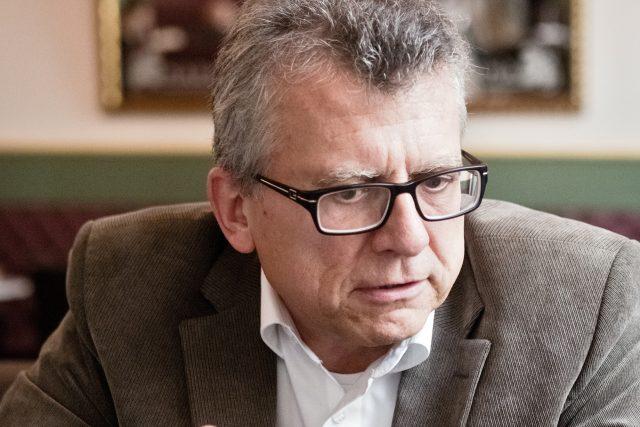 Architekt a bývalý pražský primátor Jan Kasl
