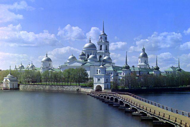 Pravoslavný klášter