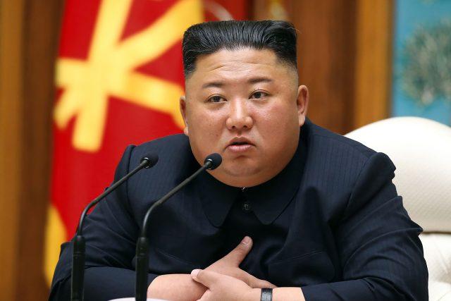 Kim Čong-un,  severokorejský vůdce  (KLDR) | foto: Fotobanka Profimedia