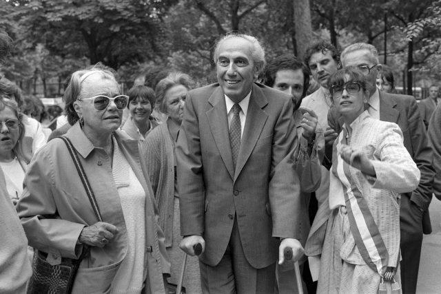 Artur London v roce 1981