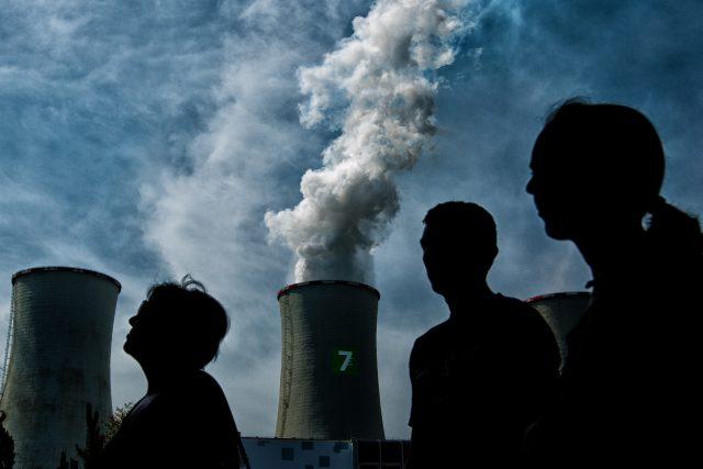 Uhelná elektrárna Chvaletice
