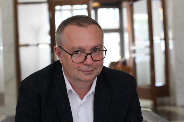 Marián Hajdúch, člen Centrálního řídícího týmu COVID-19, který je poradním orgánem vlády