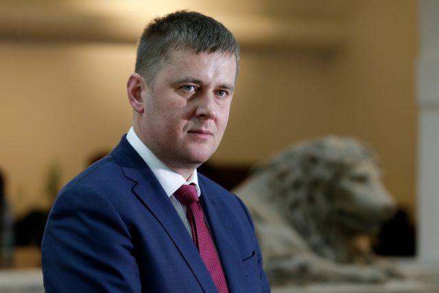 Ministr zahraničních věcí Tomáš Petříček | foto: Jan Handrejch,  Právo / Profimedia
