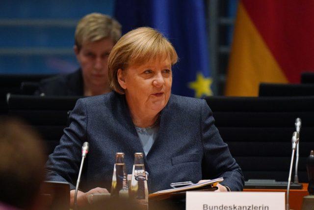 Německá kancléřka Angela Merkelová   foto: Fotobanka Profimedia