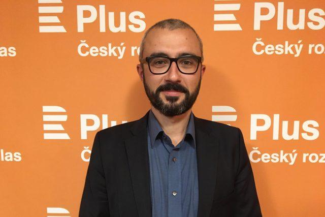 Komentátor Aktuálně.cz David Klimeš