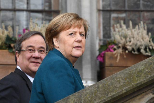 Armin Laschet je horkým kandidátem na nového kancléře po Angele Merkelové | foto: Fotobanka Profimedia