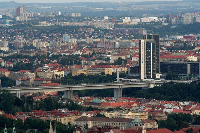 Praha, Nuselský most