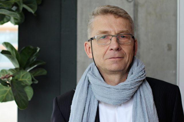 Ekolog a biolog Petr Blahut