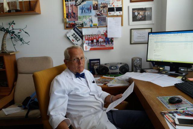 Kardiochirurg Jan Pirk