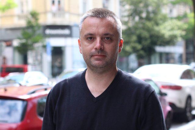 Ondřej Kundra,  reportér Respektu | foto: Kateřina Cibulka,  Český rozhlas