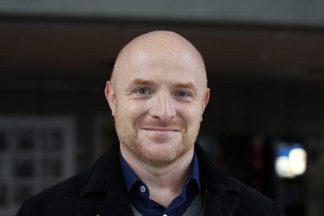 Investigativní novinář Jiří Kubík, šéfredaktor zpravodajského portálu Seznam Zprávy