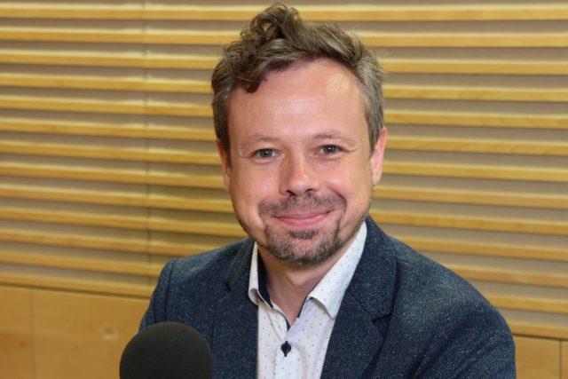 Herec Viktor Dvořák