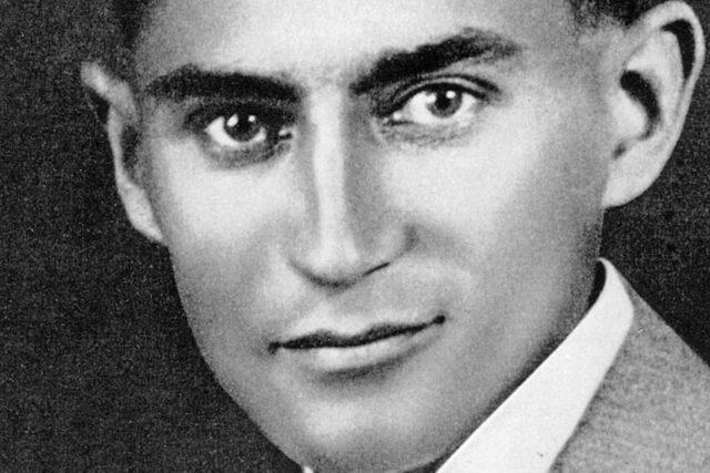 FRANZ KAFKA  (1883-1924) Bohemian novelist and short-story writer about 1922 | foto: Fotobanka Profimedia