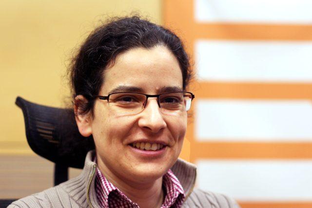 Irena Kalhousová, hlavní analytička, Nadace Forum 2000, expertka na Blízký východ, arabsko-izraelský konflikt a Evropskou unii