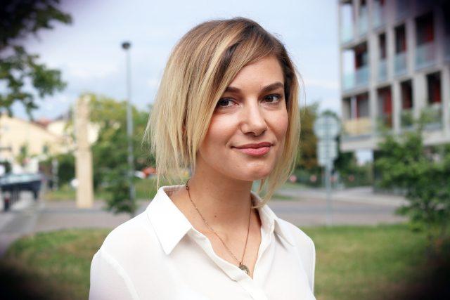 Sexuoložka Renáta Androvičová z dokumentu V síti.