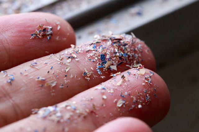 Mikroplasty | foto: Shutterstock