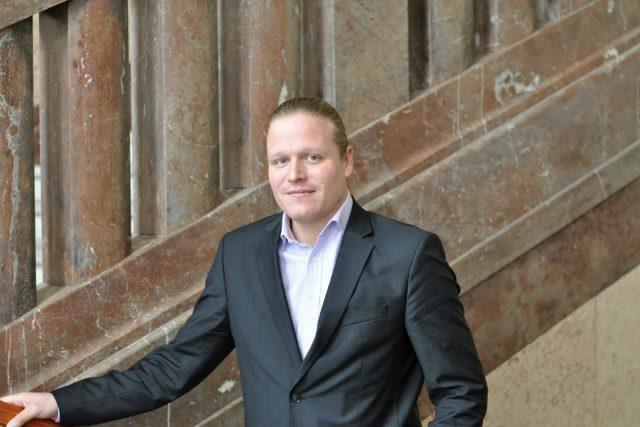 Ředitel Nemocnice Na Bulovce Jan Kvaček