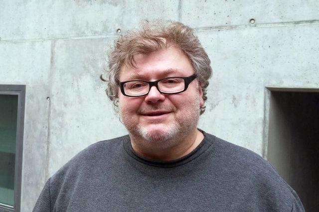 Petr Stančík, autor průvodce Praha ožralá