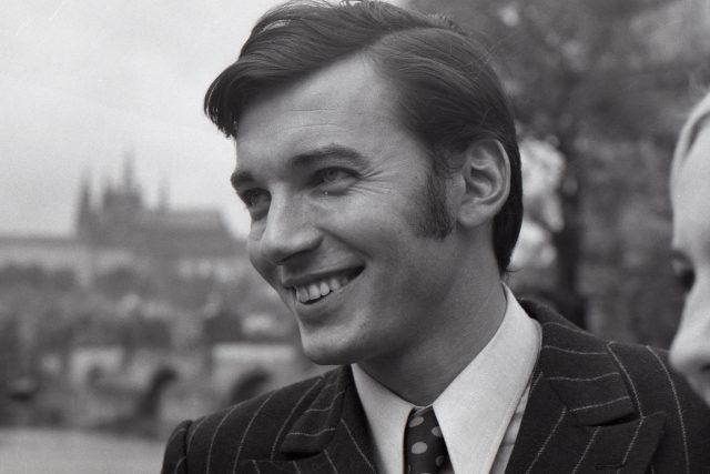 Karel Gott v roce 1968 | foto: Jovan Dezort