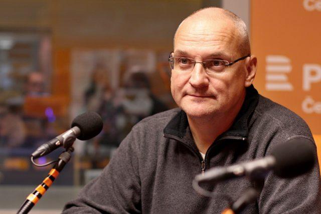 Vládní zmocněnec pro energetickou bezpečnost Václav Bartuška.