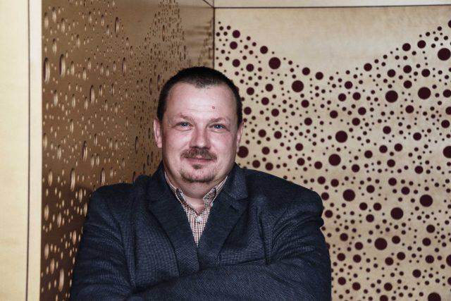 Ředitel organizace Post Bellum a zakladatel projektu Paměti národa Mikuláš Kroupa