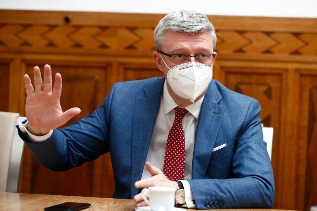 Místopředseda vlády Karel Havlíček | foto: Ladislav Křivan,  MAFRA / Profimedia