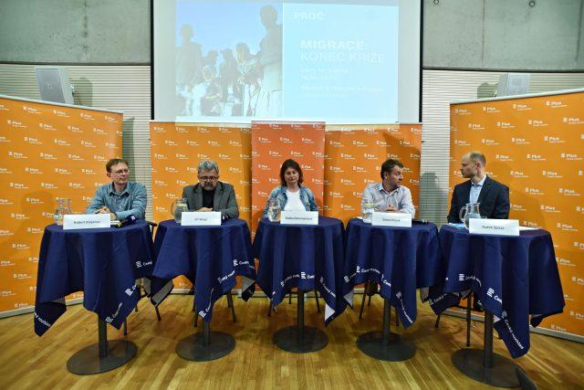 Debata se konala v Hradci Králové