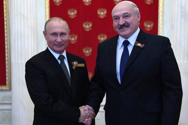 Putinovi nejde o Lukašenka, ale o Bělorusko