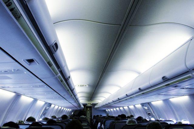 Kabina dopravního letadla   foto: Profimedia